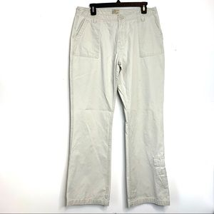 Buckle 100% cotton Ultra washed canvas pants